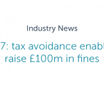 Budget 2017: tax avoidance enablers rules to raise £100m in fines